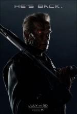 Terminator: Genisys (2015) afişi