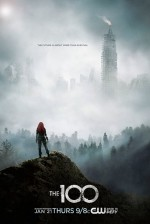 The 100 Sezon 3 (2016) afişi