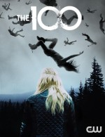 The 100 Sezon 4 (2017) afişi