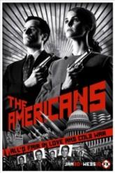 The Americans Sezon 1 (2013) afişi