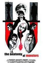 The Anatomy of Monsters (2014) afişi