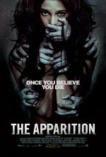 The Apparition (2012) afişi