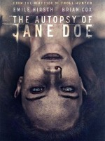 The Autopsy Of Jane Doe (2016) afişi