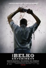 The Belko Experiment (2016) afişi