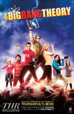 The Big Bang Theory Sezon 8 (2014) afişi