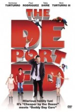 The Deported (2009) afişi