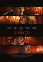 The Dinner (2017) afişi