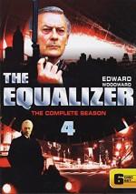 The Equalizer Season 4 (1988) afişi