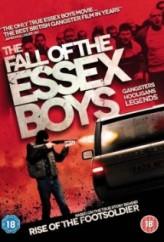 The Fall of the Essex Boys (2013) afişi