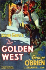 The Golden Widow (1932) afişi