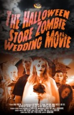 The Halloween Store Zombie Wedding Movie (2015) afişi