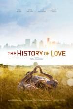 The History of Love (2016) afişi