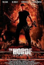 The Horde (2016) afişi