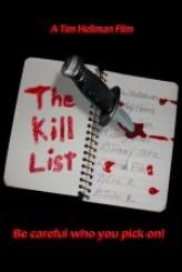The Kill List (2007) afişi