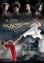 The Lady Assassin 3D (2013) afişi