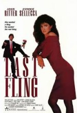 The Last Fling (1987) afişi