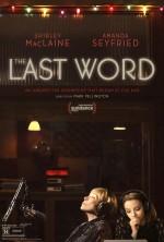 The Last Word (2016) afişi