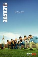 The League Sezon 5 (2009) afişi