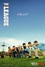 The League Sezon 6 (2009) afişi