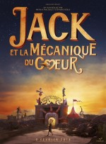 Jack and the Cuckoo-Clock Heart (2011) afişi