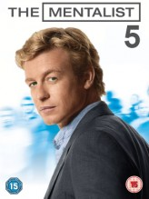 The Mentalist Sezon 5 (2012) afişi