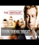 The Mentalist Sezon 7 (2015) afişi