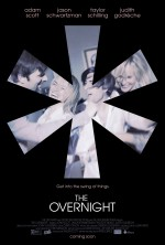 The Overnight (2015) afişi