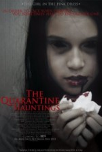 The Quarantine Hauntings (2015) afişi