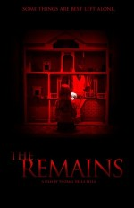 The Remains (2016) afişi