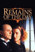 The Remains Of The Day (1993) afişi