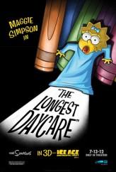 The Longest Daycare (2011) afişi
