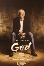 The Story of God with Morgan Freeman (2016) afişi