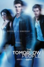 The Tomorrow People (2013) afişi