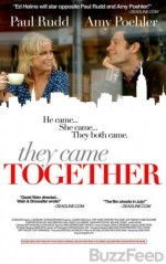 They Came Together (2014) afişi
