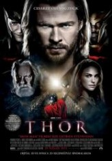 Thor (2011) afişi