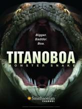 Titanoboa: Monster Snake  afişi