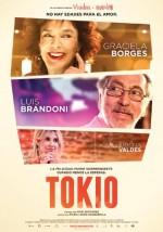 Tokio (2015) afişi