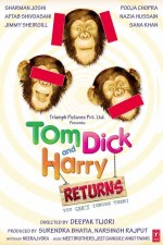 Tom Dick and Harry Returns  (2017) afişi