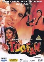 Toofan (1989) afişi