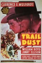 Trail Dust (1936) afişi