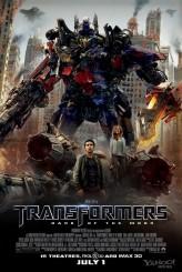 Transformers: Ay'ın Karanlık Yüzü (2011) afişi