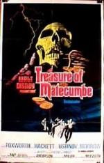 Treasure of Matecumbe (1976) afişi