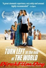 Turn Left at the End of the World (2004) afişi