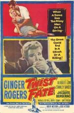 Twist of Fate (1954) afişi