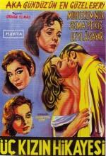 Üç Kızın Hikayesi (1959) afişi