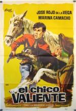 Un Chico Valiente (1960) afişi