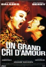 Un Grand Cri D'amour (1998) afişi