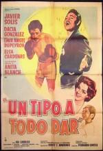 Un Tipo A Todo Dar (1963) afişi