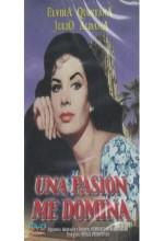 Una Pasión Me Domina (1961) afişi
