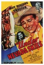 Under Nevada Skies (1946) afişi